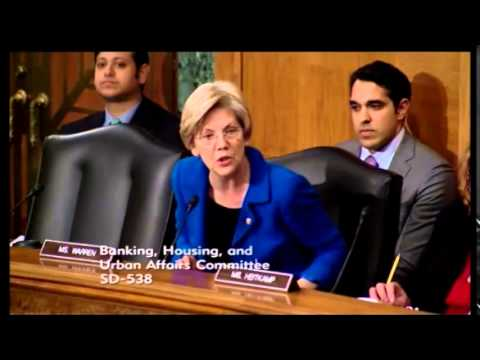 Elizabeth Warren - Regulatory Relief for Community Banks and Credit Unions