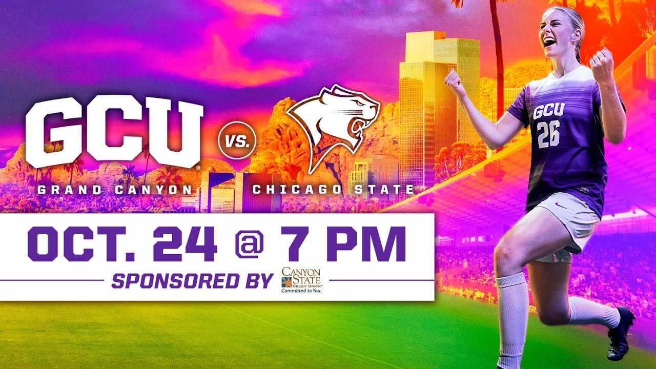 GCU Women's Soccer vs Chicago State October 24, 2019