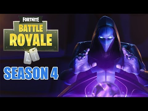 New Omen Skin! - Fortnite Battle Royale Gameplay - Season 4 - Xbox One X