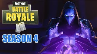 New Omen Skin! - Fortnite Battle Royale Gameplay - Season 4 - Xbox One X
