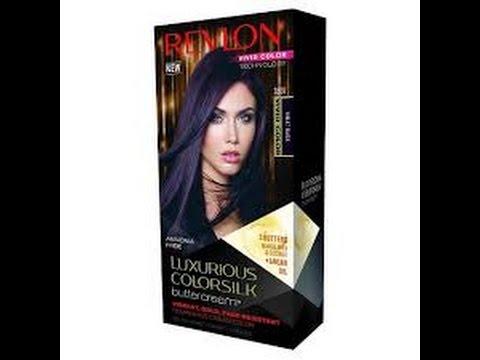 colored hair revlon