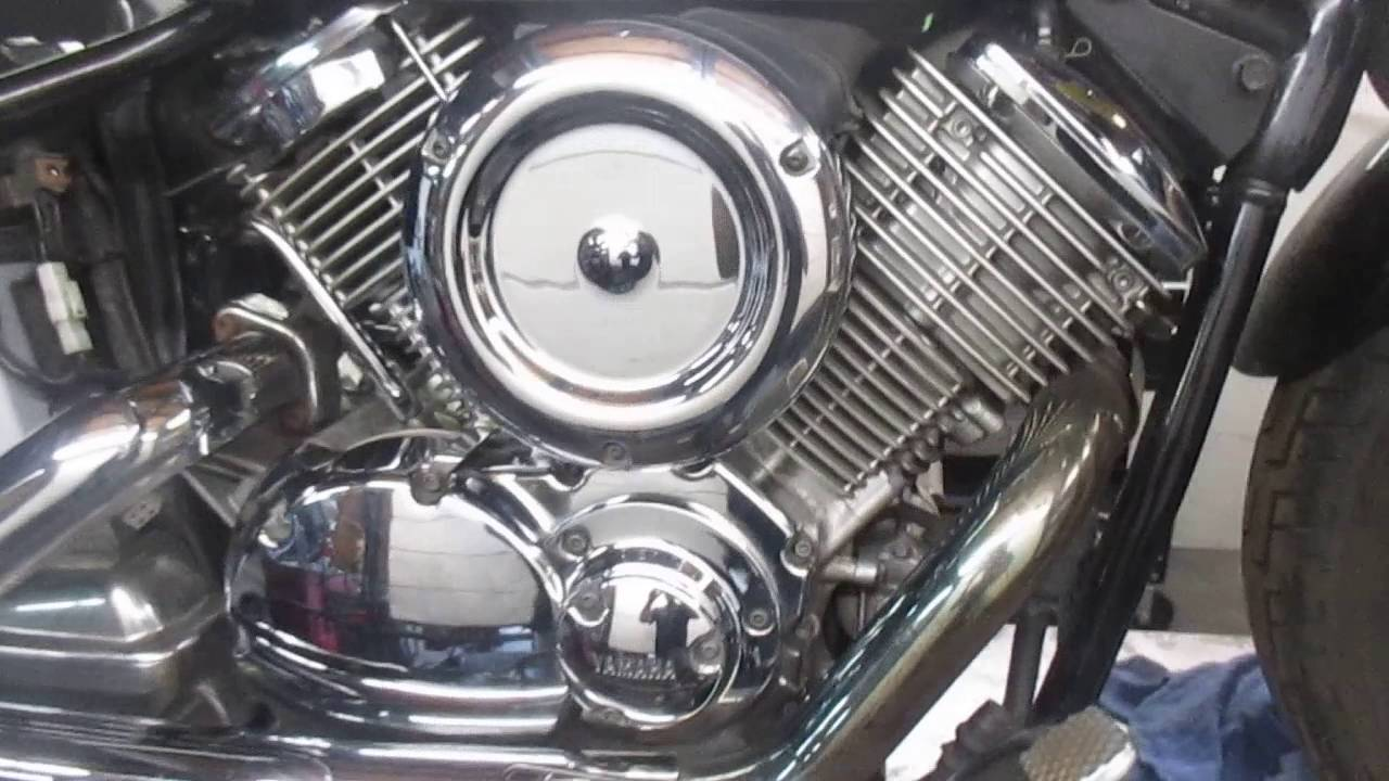 Yamaha V Star Classic Clutch Replacement