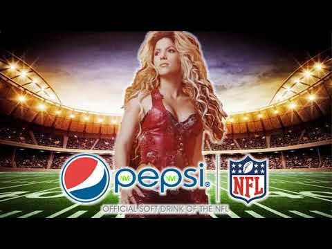 SHAKIRA - Super Bowl Halftime Show | Concept | Fanmade