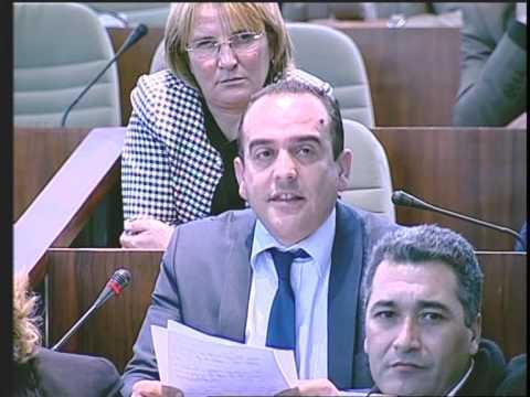 FFS : APN :Intervention de Chafaa Bouaiche sur la loi du règlement budgétaire de 2011 . 26/12/2013