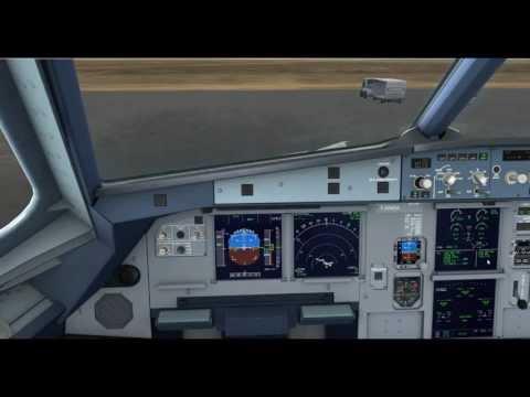Manual encendido Airbus X 320 FSX