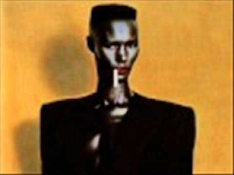 Grace Jones - Feel Up (Danny Tenaglia Remix) .wmv