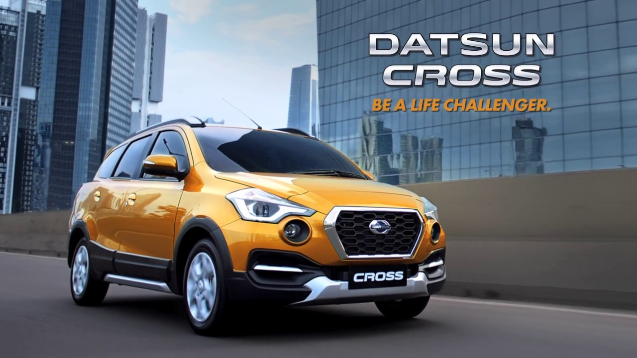 Datsun CROSS With Quiet Cabin YouTube