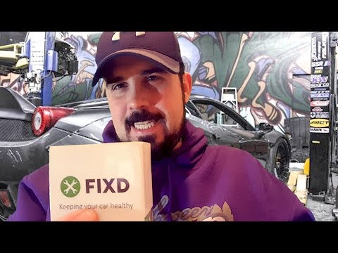 FIXD Mechanic Review | Why I'm Selling Mine | Review Car Diagnostic Tool Unboxed OBD II