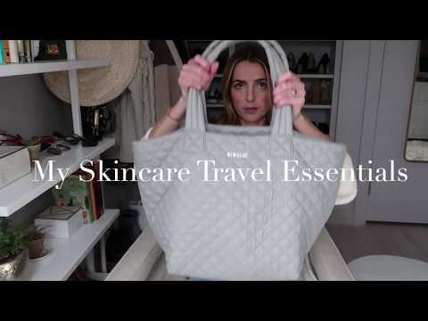 My Skincare Routine When I Travel + The One Thing I Never Go Without