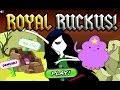 Adventure Time - ROYAL RUCKUS! (Cartoon Network Games)