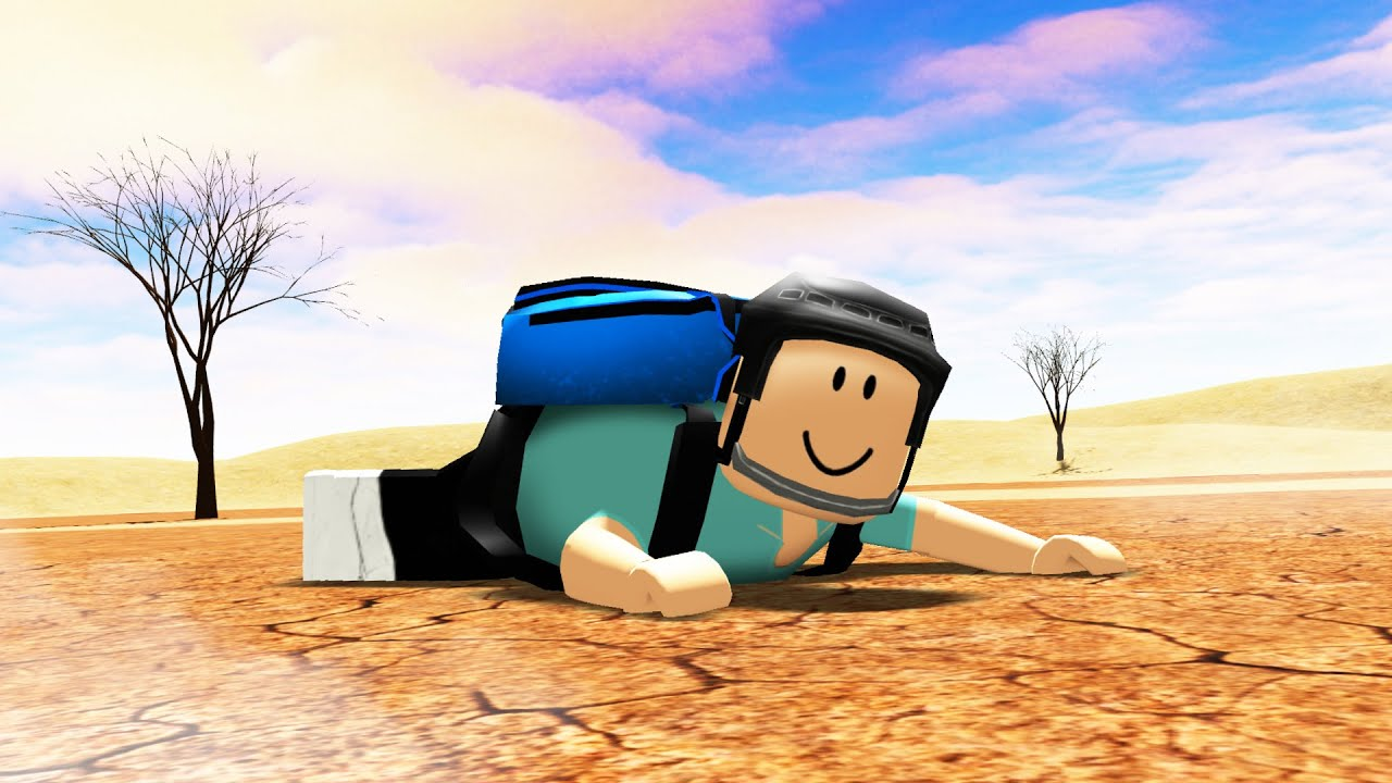 Survive in the middle of NOWHERE.. (Roblox) thumbnail
