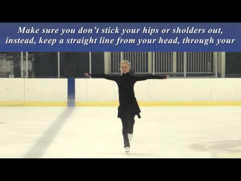 7. Skating Basics: One Foot Glides Forward and Backward