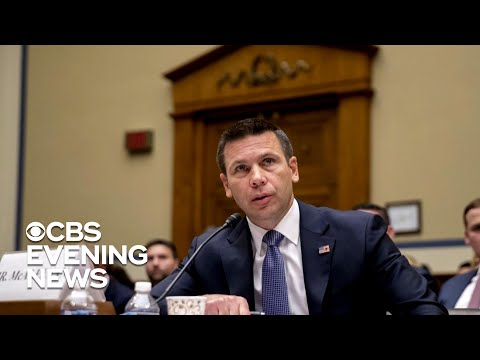 """McAleenan concerned the border crisis just a """"political issue"""" for some"""