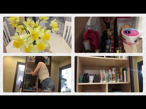 Уборка в шкафу/Весеннее расхламление/Мотивация на уборку