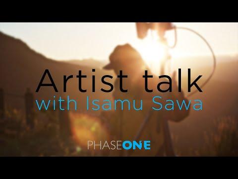 Education | Artist talk with Isamu Sawa | Phase One