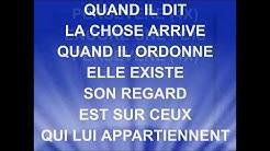 PERSÉVÈRE - Olivier Cheuwa