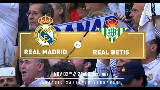 PREVIEW | Real Madrid vs Betis