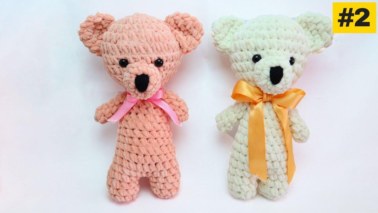 Amigurumi oyuncak yastık yapımı - 10marifet.org | 720x1280