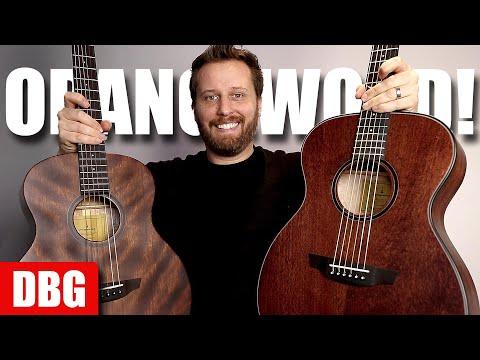 Picking The Right Affordable Guitar! - Orangewood OLIVER Vs OLIVER JR!