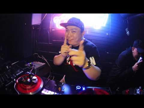 DJ w.W Troll moment at MIxology