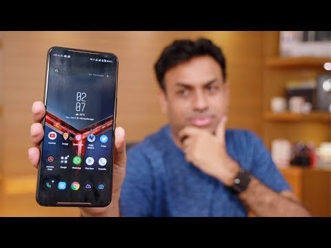 Asus ROG Phone 2 Review with Pros & Cons A Cut Above