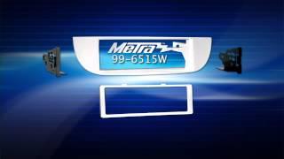 Metra FIAT 500 2012 & UP 99-6515 dash kit