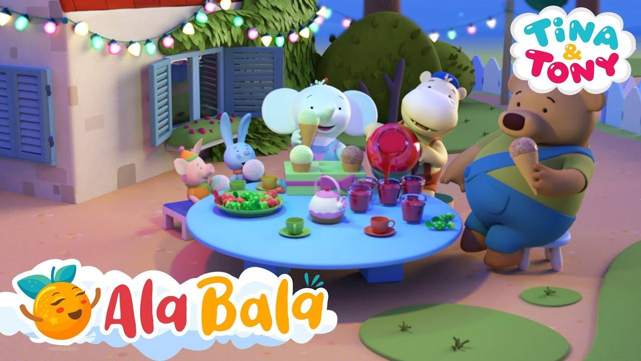 Tina și Tony - Desene animate dublate în limba română pentru copii | AlaBala