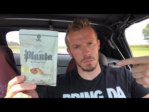 best-tasting-vegan-protein?-|-honest-reviews:-ambrosia-planta-plant-protein---peanut-butter-cup