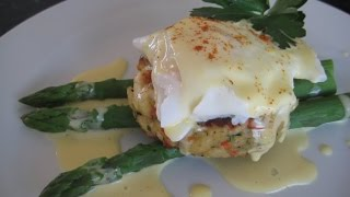 How To Make Crab Cakes Benedict