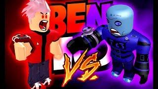 ROBLOX! -BEN 10 REVERSO ALBEDO VS BENZARRO WHO HAS THE BEST OMNITRIX? -BEN 10 FIGHTING GAMES