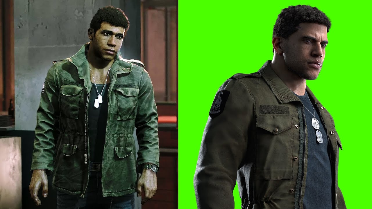Mafia 3 Original Lincoln Clay Artwork Outfit (mod gameplay)