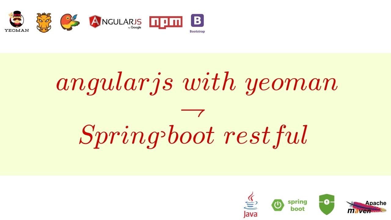 14  Report pdf, xls dengan jasperreport integrasi spring boot restful