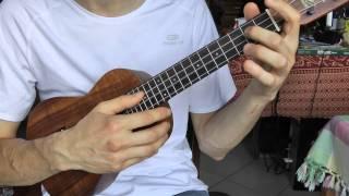 Cours de ukulélé - Apprendre les notes (21 / 65) Les # et les b - Joyeux Anniversaire