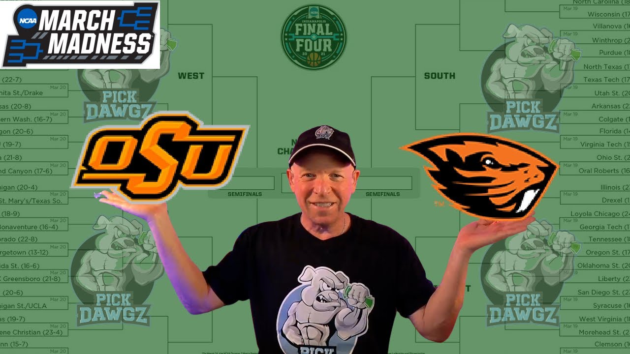 Oklahoma State vs. Oregon State odds: 2021 NCAA Tournament ...