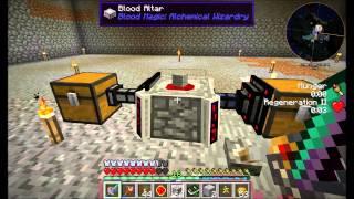 Forgecraft2 S5E19 Blood Magic Startup