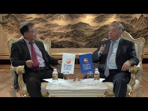 [2015 Shanghai Forum] KFAS Interview : Vladimir Yakunin