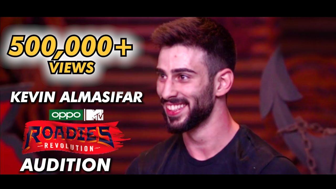 Download My MTv Roadies Revolution Audition PI - Kevin Almasifar - MMA Fighter