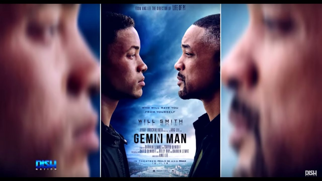 WATCH: IT'S WILL SMITH VS. YOUNG WILL SMITH IN 'GEMINI MAN' TRAILER