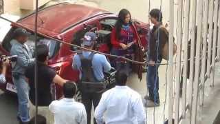 FAN-SHAH RUKH KHAN SHOOTING IN DWARKA SECTOR-14 FOR UPCOMING MOVIE FAN