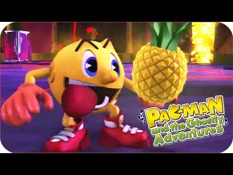Pac-Man And The Ghostly Adventures All Cutscenes   Full Game Movie