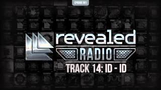 HIIO - Turn Up The Bass | Revealed Radio 001 | Track 14 | HARDWELL ON AIR 208