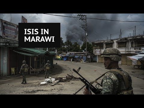 Isis in the Philippines: What is happening in Marawi?