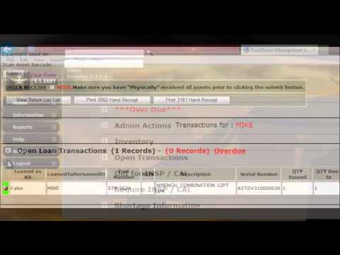 Avion\'s Tool Room Management System (TRMS) - YouTube