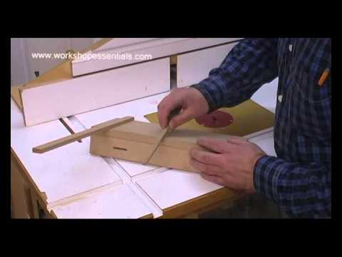 Finger-joint jig for router table