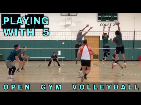 playing-with-5-|-open-gym-volleyball-(2/20/20)-part-1