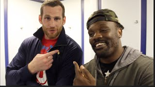 HEAVYWEIGHT FRIENDS!! DAVID PRICE & DERECK CHISORA REACT TO TONY BELLEW DESTRUCTIVE
