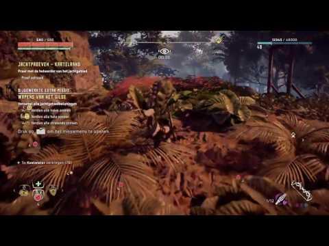 Horizon Zero Dawn - Shell-walker Loot - New updated link in Description