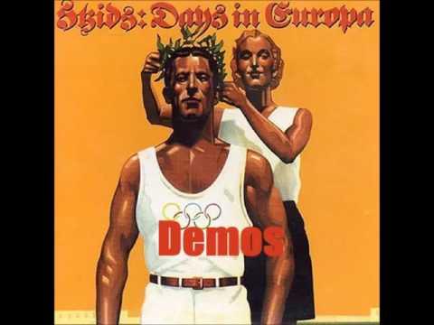 The Skids days in Europa demos