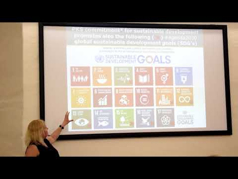 Sustainable Wellbeing and Nature Based Interventions - Harriet Rabb 3.11.2017