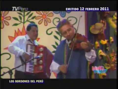 LOS BORDONES DEL PERU, CANAL 7 TVPERU